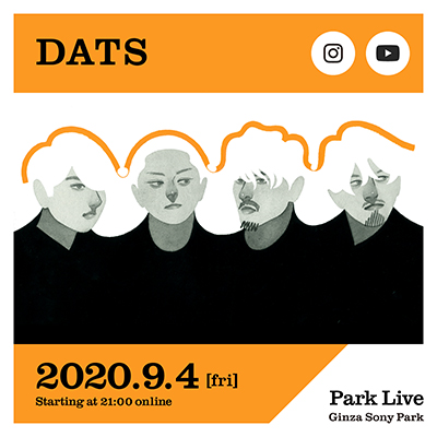 DATS / 2020.9.4 [fri] @instagram